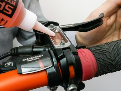 How To… Bleed your Shimano Disc Brakes
