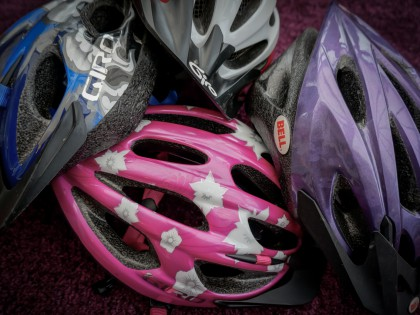 Helmets: What to look for and how to care for them