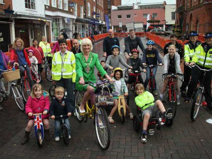 Wokingham Cycling Roadshow