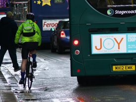 Congestion charging gets more people on bikes, claims study
