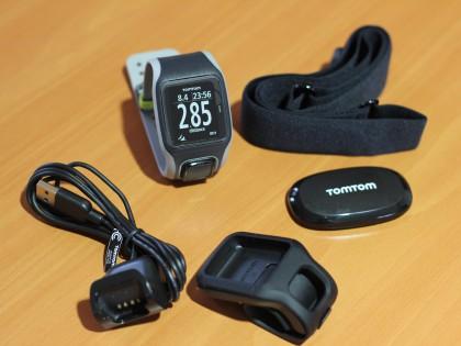 TomTom GPS Watch Review