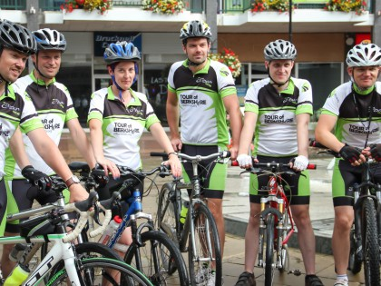 Tour of Berkshire – Day Four