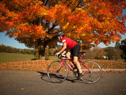 Get your bike ready for autumn and winter