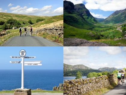 Best Cycling routes – UK