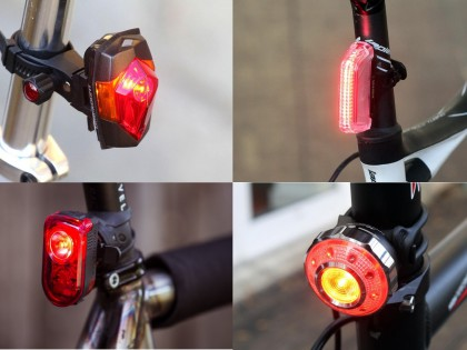 Best rear bike lights for winter