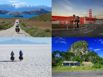 Best cycling routes – The Americas