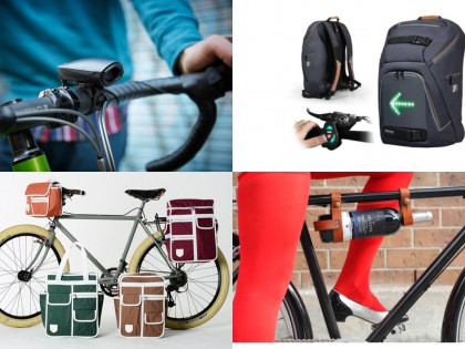 The best innovative cycling gear – in pictures