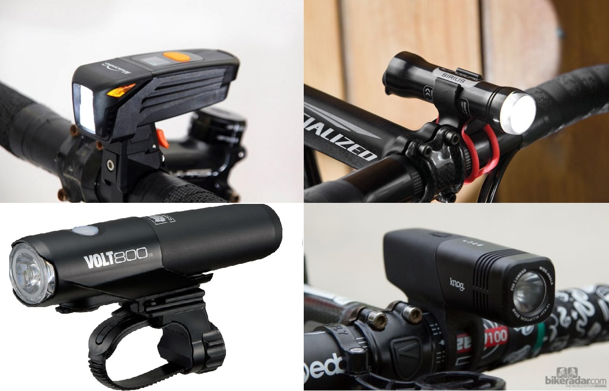 Best front bike lights for winter