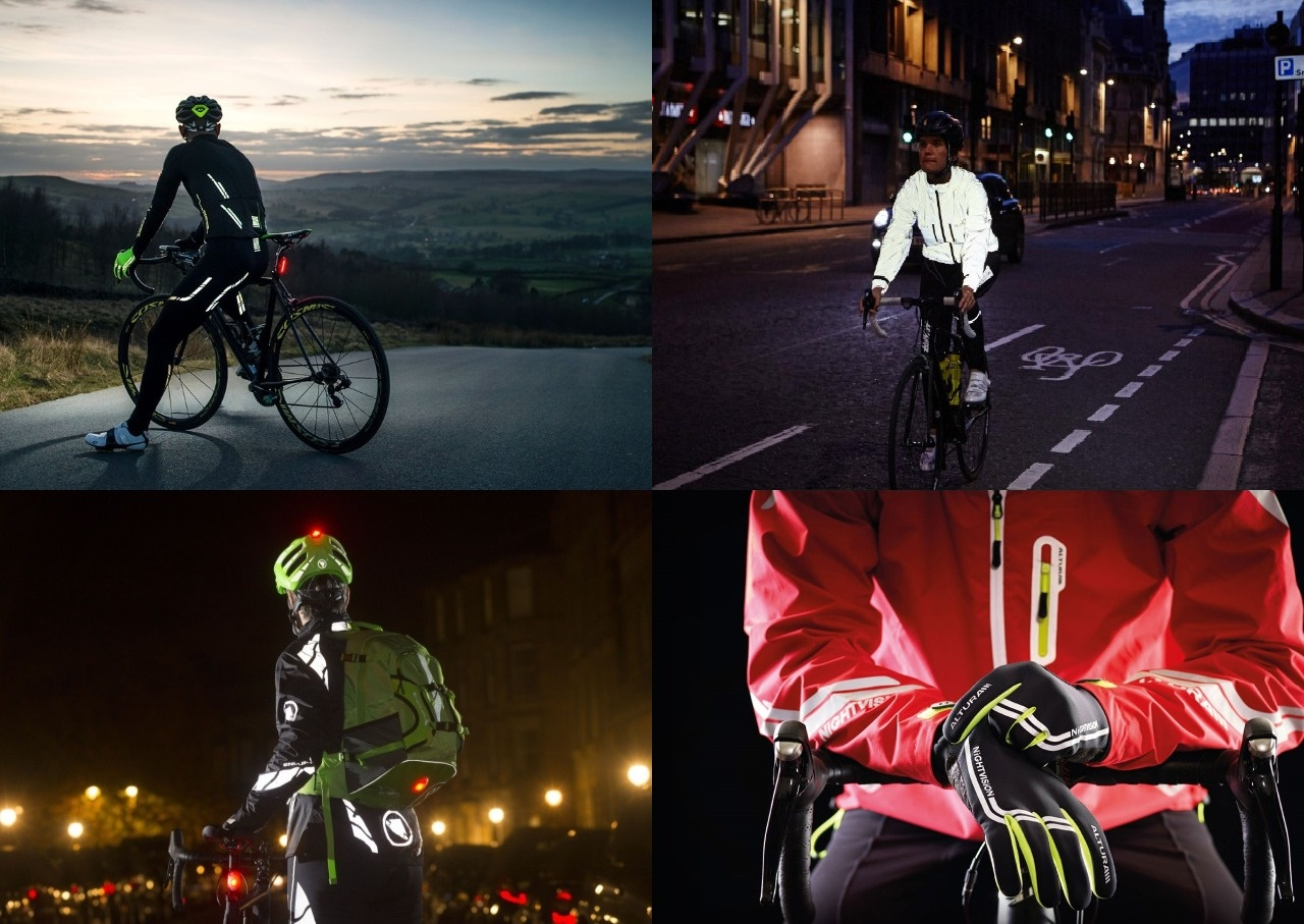 The best reflective clothing this winter – In pictures