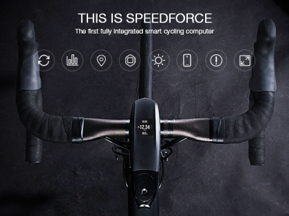 SpeedForce Cycling Computer – Review