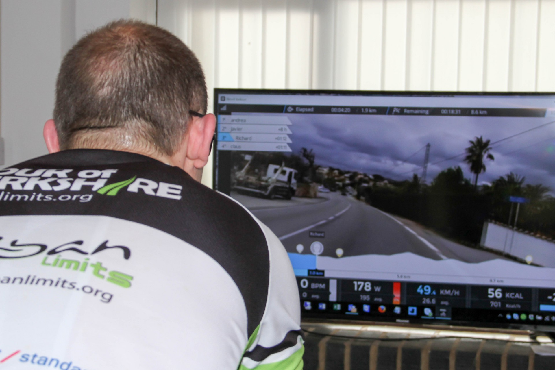 Bkool Interactive Turbo Trainer Software Review