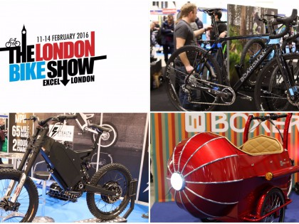 London Bike Show 2016 – The Highlights