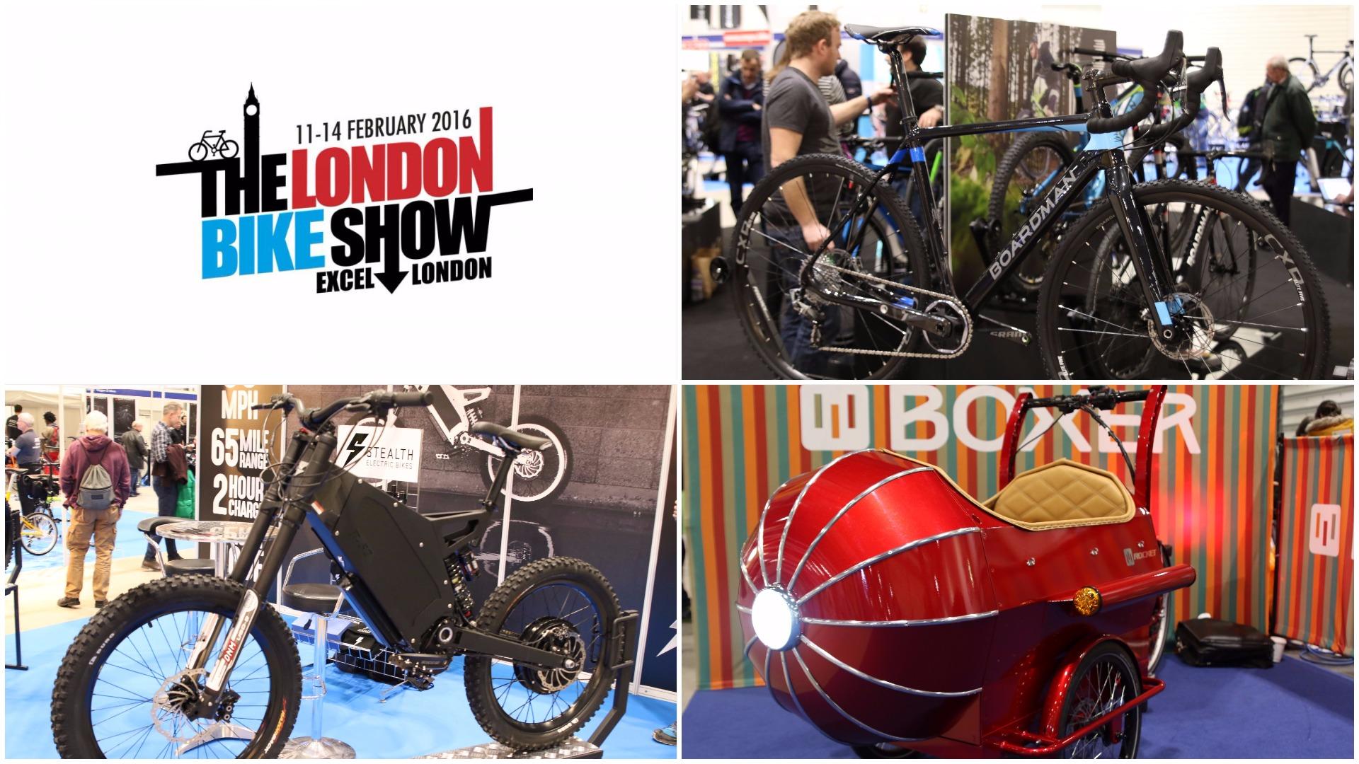 London Bike Show 2016 – The Highlights
