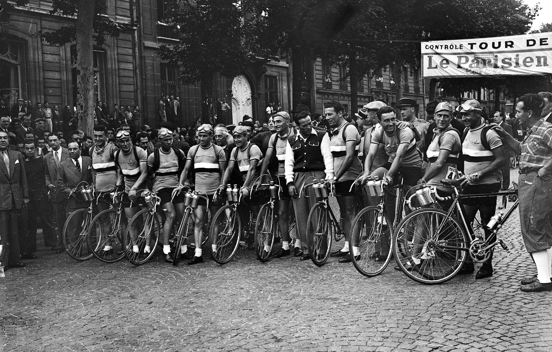 Tour de France – Where it all began..