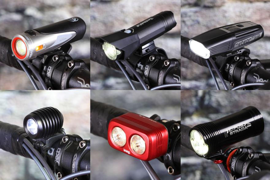 A guide to buying bike lights this winter