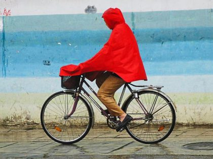 Cycling Tips for riding in the Rain!