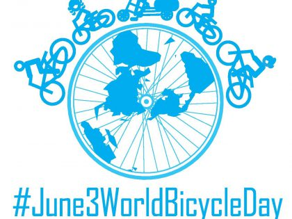 #WorldBicycleDay – 3rd June