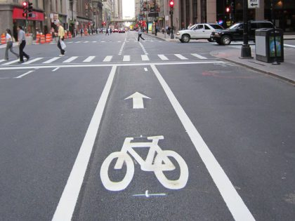 Cycle Lanes. Are they fit for their purpose?