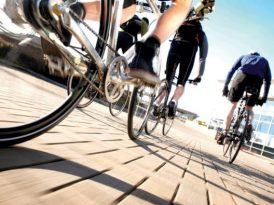 Companies taking the initiative to encourage cycling to work